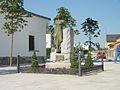 Estatua de La Despernada en Villanueva de la Cañada.jpg