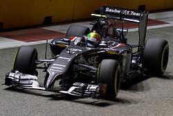 Esteban Gutierrez 2014 Singapore FP2.jpg