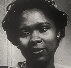Estelle Evans - Evans in The Quiet One, 1948