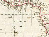 Ethiopian Sea-Africa 1795, Mathew Carey (4016621-recto).jpg