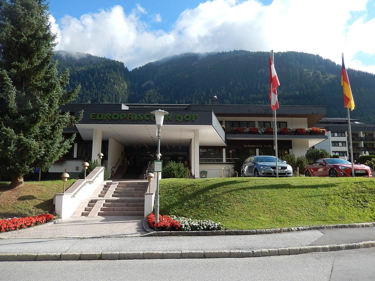 Grand Hotel Munchen