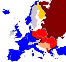 västra europa karta Västeuropa – Wikipedia västra europa karta