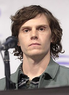 Evan Peters American actor