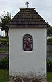 Evangelist shrine Saint Matthew 01, St. Ägydius, Fischbach, Styria.jpg