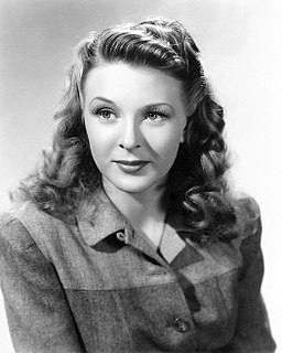 Evelyn Ankers American actress