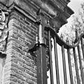 Exterieur SMEEDIJZEREN HEK (VOORMALIG TOLHEK), DETAIL - 's-Gravenhage - 20272606 - RCE.jpg