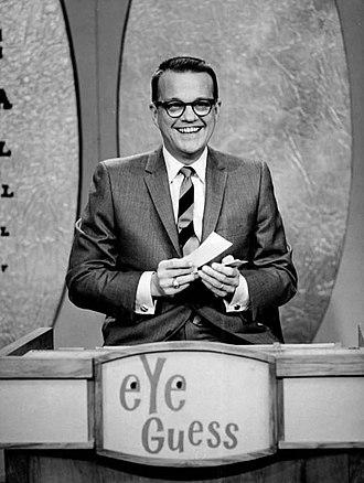 Eye Guess - Host Bill Cullen, 1966.