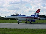F-16 first netherlands