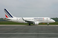 F-HBXH - E170 - Air France