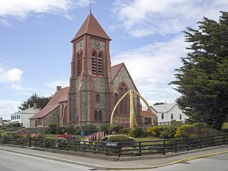 Parish of the Falkland Islands Anglican Communion parish in the South Atlantic Ocean region