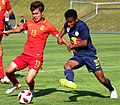 FC Liefering versus China U20 (17. Juli 2018) 07.jpg