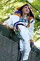FFX-2 Rikku cosplayer at Connichi 20120907a.jpg