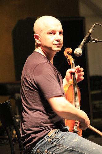 John McCusker - McCusker during the Festival Interceltique de Lorient in 2012