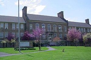 Fairmont Senior High School - Main building