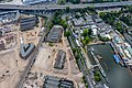 Fabrikhallen der ehemaligen Gasmotorenfabrik Deutz, Klöckner-Humboldt-Deutz, Westwaggon, Köln-Mülheim - Luftaufnahme-0892.jpg