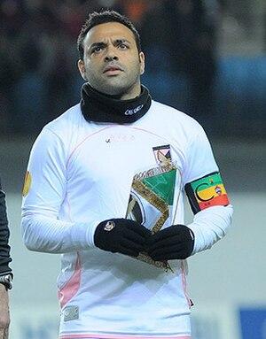 U.S. Città di Palermo - Former club captain Fabrizio Miccoli.