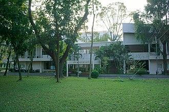 Silpakorn University - Image: Faculty of Art Silpakorn University