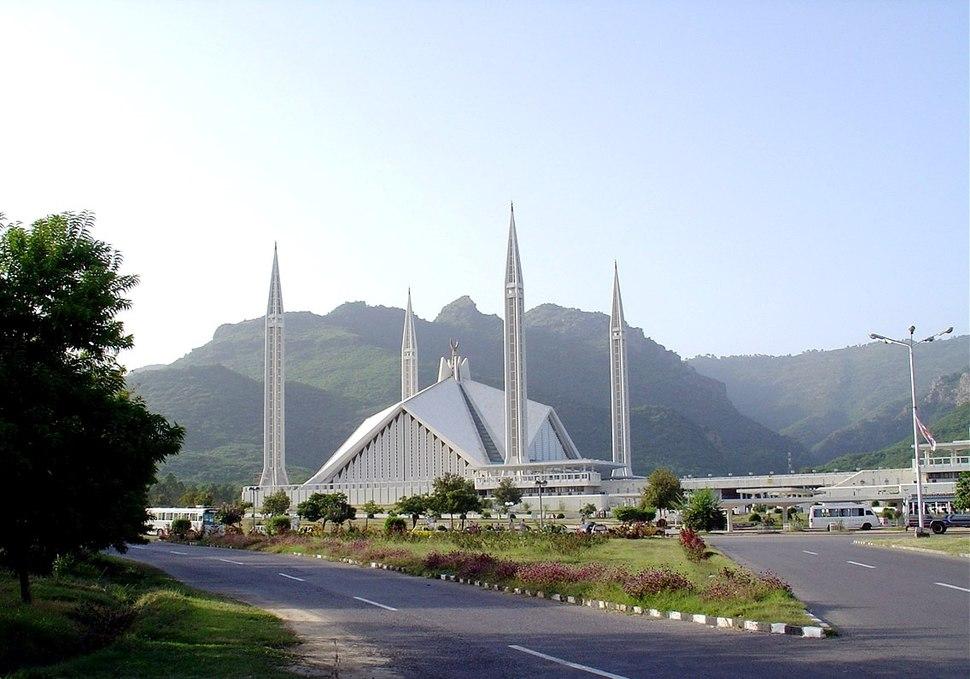 Faisal mosque2