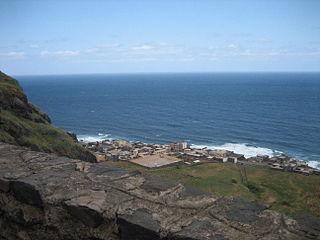 Fajãzinha, Cape Verde Settlement in Fogo, Cape Verde