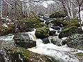 Falls on the river Mogak (Abzelilovsky District)4.jpg