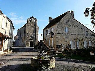 Fanlac Commune in Nouvelle-Aquitaine, France