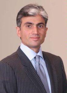 Portrait photo of Fares Noujaim