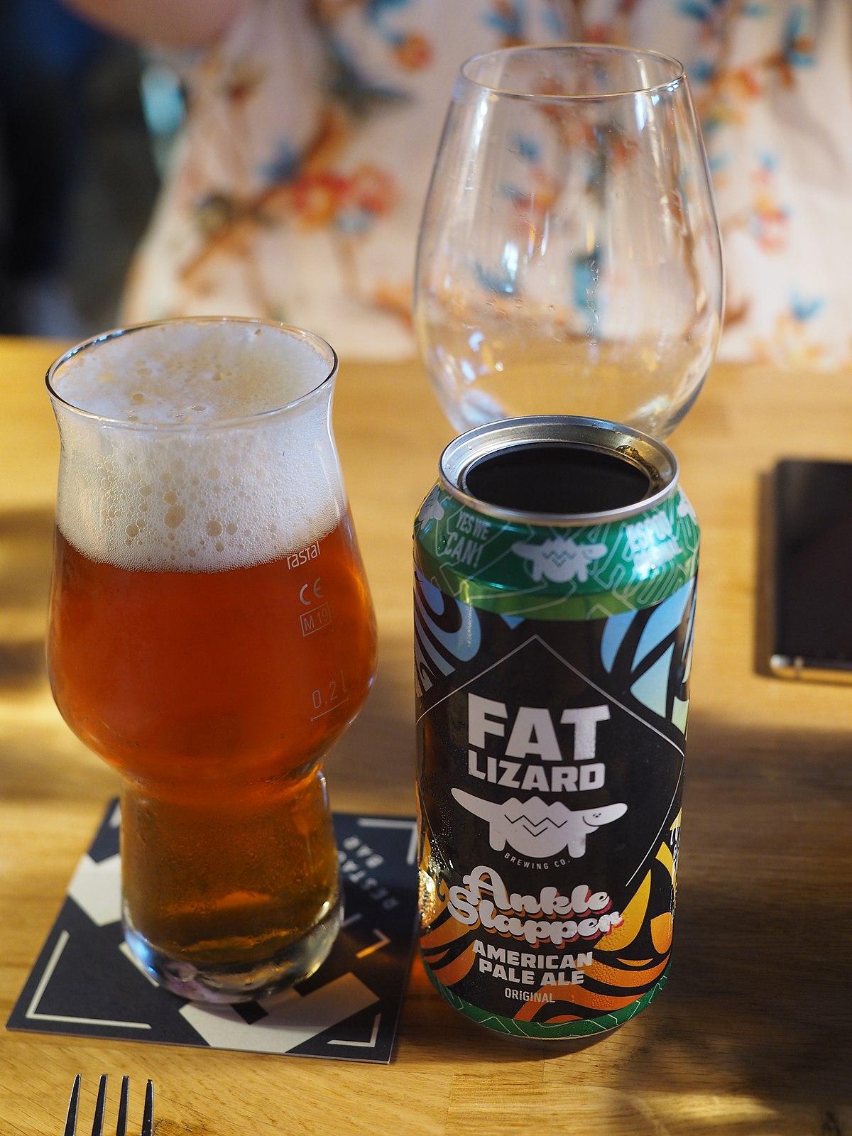 Fat Lizard Brewing