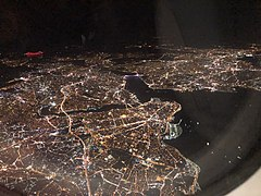 Fatih from plane by night.jpg