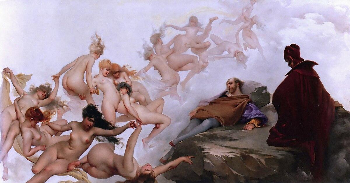 Faust's Dream, by Luis Ricardo Falero.jpg