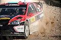 Federico VILLAGRA & José DÍAZ FORD Focus RS WRC (5110323052).jpg