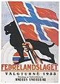 Fedrelandslagets valgplakat 1933.jpg