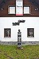 Feistritz Suetschach Galerija Gorše mit Einspieler-Bueste 15012014 323.jpg