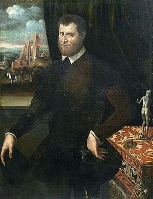Felice Riccio - Image: Felice Brusasorci Retrato de caballero
