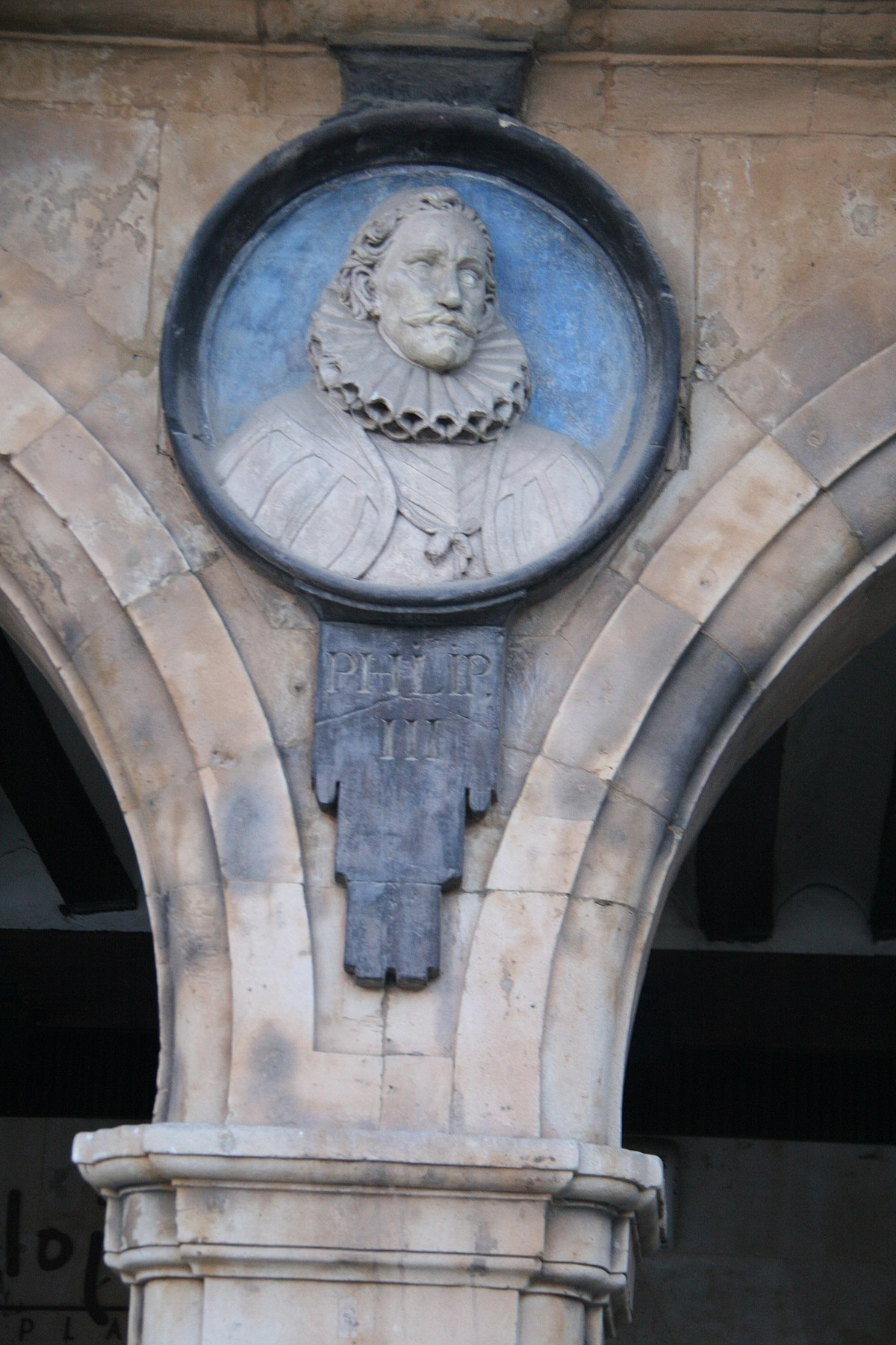 Felipe III en Plaza Mayor de Salamanca.jpg