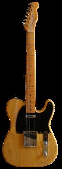 Fender Telecaster American Vintage 1952 transparent