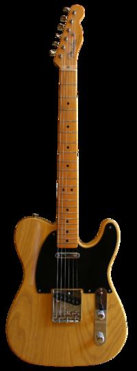 Fender Telecaster - Wikipedia on