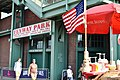 Fenway Park (with flag).JPG
