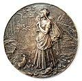 Fermière médaille Roty.JPG