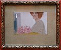 Fernand khnopff, le rose, 1912.jpg