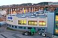 Ferry Terminal Gdynia - passengers hall.JPG