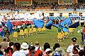 Festiwal Naadam na stadionie narodowym w Ułan Bator 26.JPG