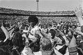 Feyenoord tegen Utrecht 3-0 Feyenoord officieus kampioen Ruud Gullit op de scho, Bestanddeelnr 932-9491.jpg