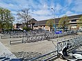 Fietsenstalling Station Lokeren (Voorkant).jpg