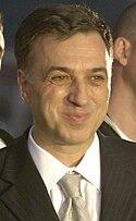 President Filip Vujanović.