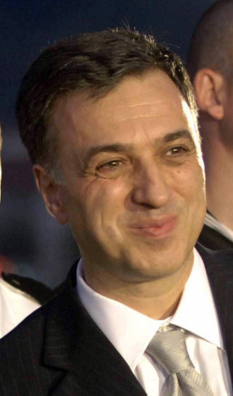 President of the Parliament of Montenegro - Image: Filip Vujanovic