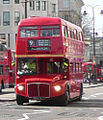 First London Routemaster RM1562 (562 CLT) heritage route 9 Strand April 2008.jpg