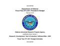 Fiscal Year 2011 DARPA budget.pdf