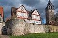Fischerstad, Stadtmauer, im Südwesten Allendorf 20180201 004.jpg
