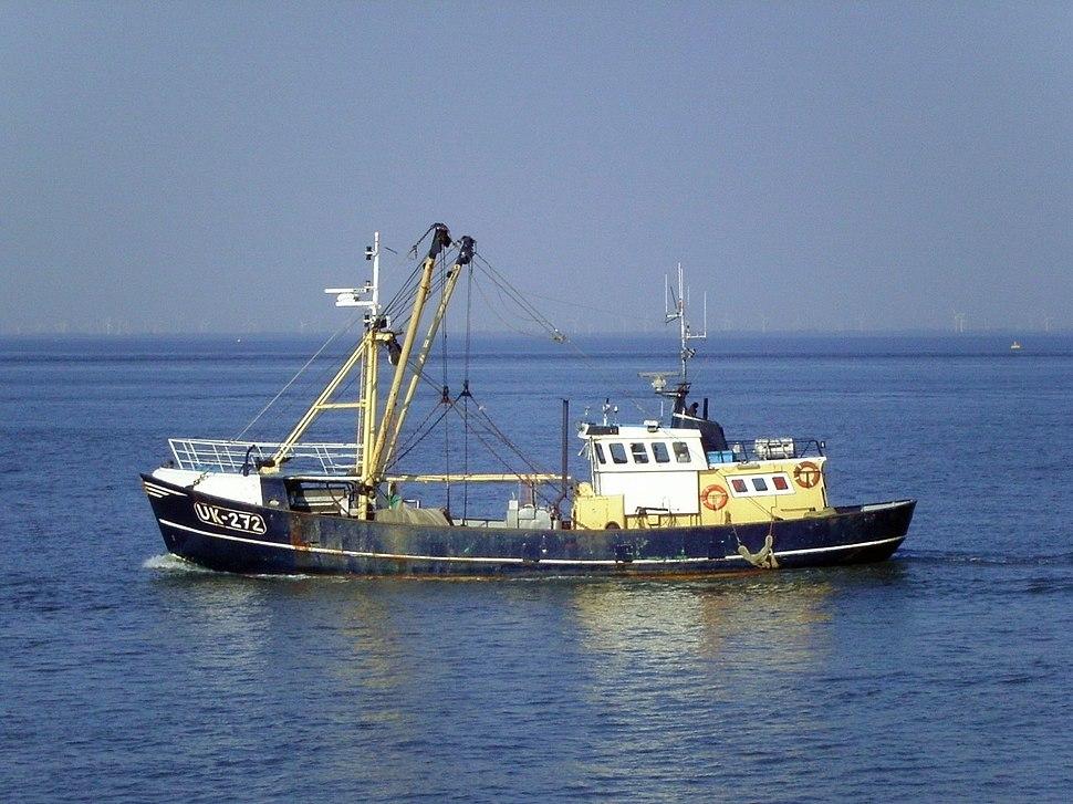 Fishing vessel UK-272