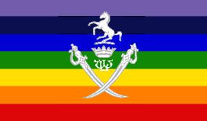 Morvi State - Image: Flag of Morvi State